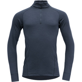 DEVOLD Duo Active Man Zip Neck Herren Merino Unterwäsche