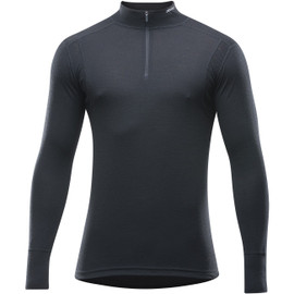 DEVOLD Hiking Man Half Zip Neck Herren Merino Unterwäsche