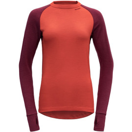 DEVOLD Expedition Woman Shirt Damen Merino Unterwäsche