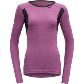 DEVOLD Hiking Woman Shirt Damen Merino Unterwäsche