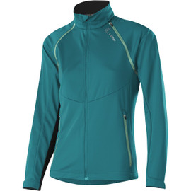 LÖFFLER W Zip-Off Jacket Evo WS Light Damen Langlaufjacke