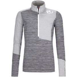 ORTOVOX Fleece Light Zip Neck Saison 2020/21