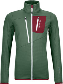 ORTOVOX Fleece Grid Jacket Women Saison 2020/21