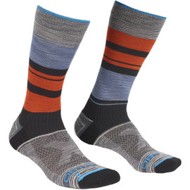 ORTOVOX All Mountain Mid Herren Socken
