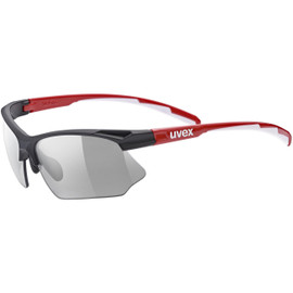uvex sportstyle 802 V red - white